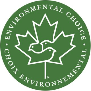 "Selo canadense do ""Environmental Choice Programme"""